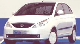 Tata Indica Vista EV, (Plan Movele)
