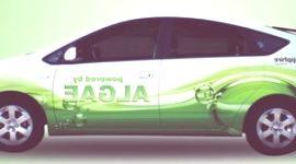 Toyota Prius II Algaeus, un híbrido con algas