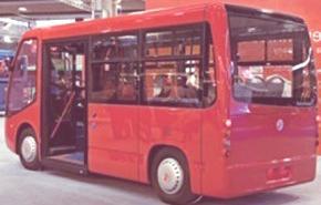 Breda Menarini Zeus Microbus, (Plan Movele)