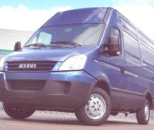 Micro-Vett (Fiat) Iveco Daily, (Plan Movele)