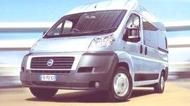 Micro-Vett (Fiat) Ducato, (Plan Movele)