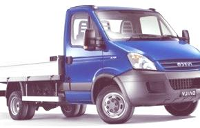 Iveco Daily 65C Chasis Cabina Híbrido, (Plan Movele)
