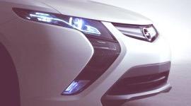 Opel Ampera, (Plan Movele)