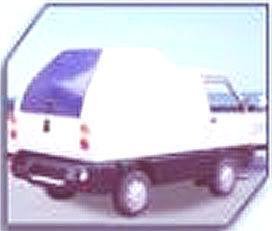 Piaggio Porter Chasis Carrozable