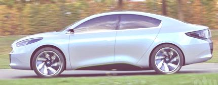 Renault Fluence concept3