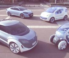 Renault Fluence Hybrid, Kangoo, Twizy y Zoe Z.E. a producción
