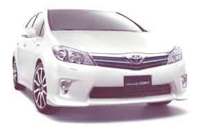 Toyota Sai TRD Hybrid, una versión solo para Japón