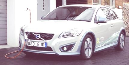 Volvo C30 eléctrico chico3