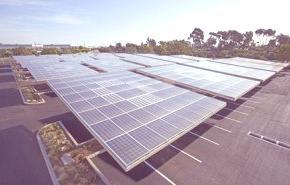 Recarga de coches eléctricos con paneles solares, la primera en Europa