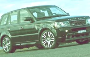 Land Rover Range Rover Sport Hybrid 2012, primeros datos
