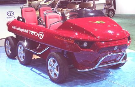 CT&T Multi Amphibious Vehicle chico