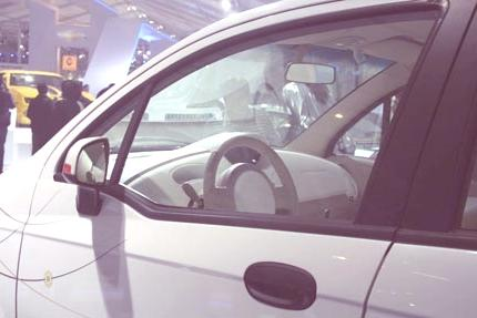 Chevrolet Spark EV chico
