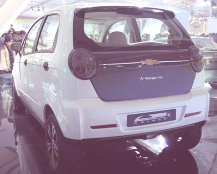 Chevrolet Spark EV chico3
