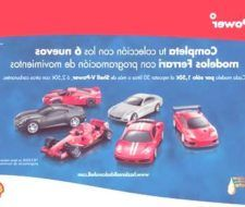 V-Power de Shell, con 6 Ferraris que no te podes perder