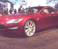Tesla Model S 2010, nuevos detalles desde Detroit