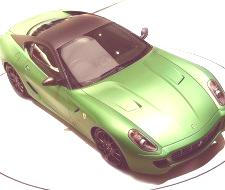 Ferrari 599 Hybrid Concept, para Ginebra 2010 (lo impensado se hizo realidad)