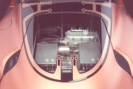 Lotus Evora 414E Hybrid chico