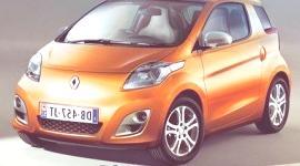 Renault prepara un interesante citycar, a base del Smart Fortwo del 2012