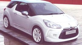 Citroen DS3 2010 versus Mini Cooper