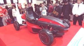 Tajima EV Mini Sport, un kart muy interesante