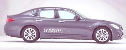 Infiniti M35 Hybrid chico3