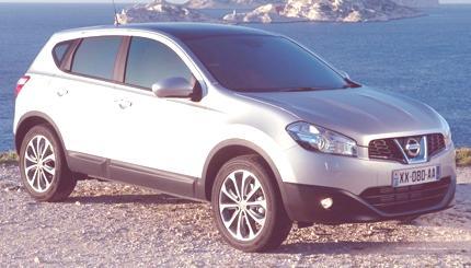 Nissan Qashqai 2010 1