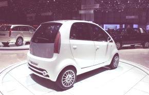 GINEBRA 2010, Tata Nano EV