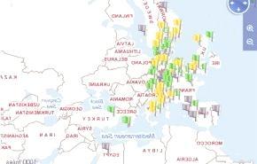 Las estaciones de hidrógeno cada vez son más en el mundo (ver mapas)