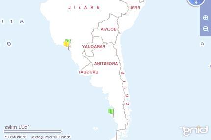 hidrogeneras sudamerica