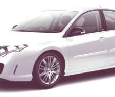 Renault presentó el Laguna 2010 a etanol