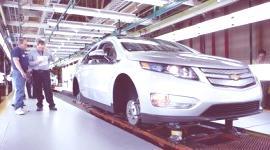 Chevrolet Volt 2011, primeras unidades producidas (novedades)