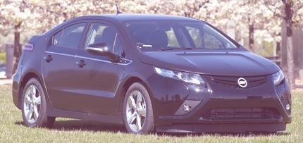 Opel Ampera EV 3