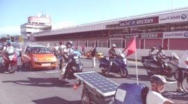 Rally Solar Phebus 2010, un recorrido de casi 500 km