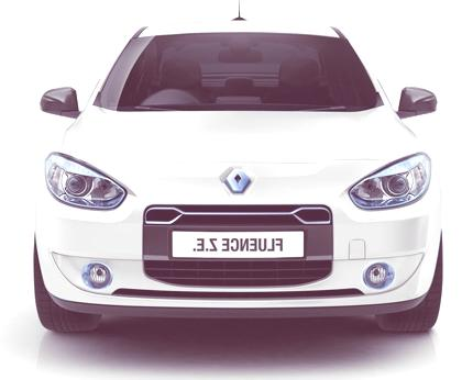 Renault Fluence Z.E. chico3