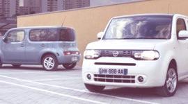 Autobild.es prueba al Nissan Cube 2010