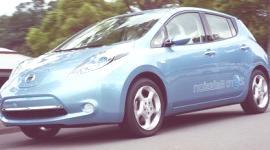 Nissan Leaf 2010, en Brasil (videos)