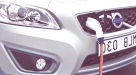 Volvo C30 eléctrico para el 2011 (videos)