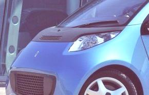 Pininfarina Nido EV 2012, la firma italiana va por los city eléctricos