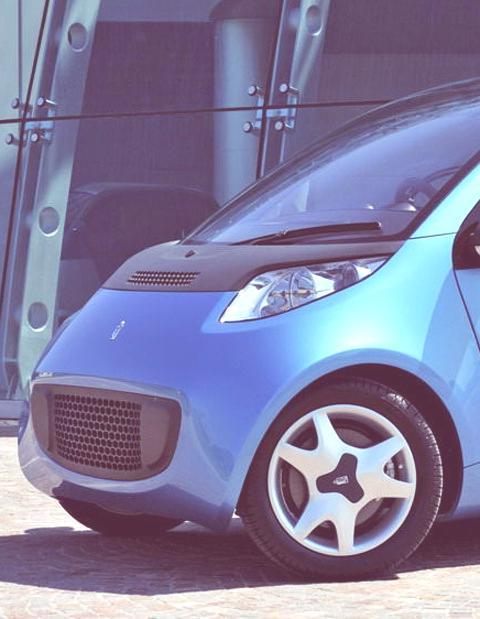Pininfarina Nido EV chico1