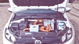Volkswagen Golf Blue-e-Motion Concept, un Golf puramente eléctrico