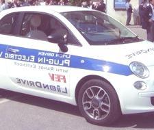 Fiat 500 LiiOn Drive de FEV, un 500 eléctrico de autonomía extendida