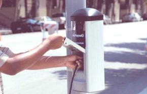 Nuevos puntos de carga para vehículos eléctricos (Telekom Austria)