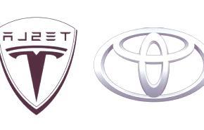 Toyota y Tesla trabajarán juntas para desarrollar vehículos eléctricos