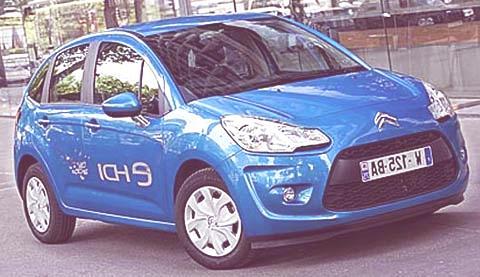 Citroën C3 e-HDI