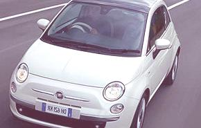 Fiat 500 y Panda 2011 híbridos