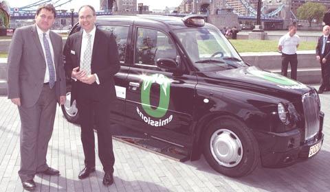 London taxi Hydrogen1