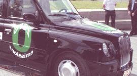 Taxi ingles de hidrógeno para el 2012