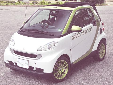 Smart Fortwo Electric Drive 2