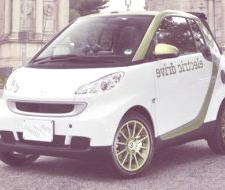 Smart ForTwo Electric Drive 2011, probando unidades eléctricas en Nueva York