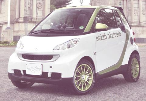 Smart Fortwo Electric Drive 3